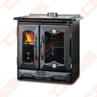 Katilas - viryklė La Nordica Extraflame Mamy (880 x 860 x 660); 8,7kW A traditional solid fuel boilers