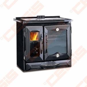 Katilas - viryklė La Nordica Extraflame Suprema (980 x 860 x 660); 8,5kW A traditional solid fuel boilers