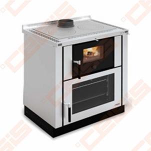 Katilas - viryklė La Nordica Extraflame Verona (800 x 850-910 x 600); 8kW A traditional solid fuel boilers