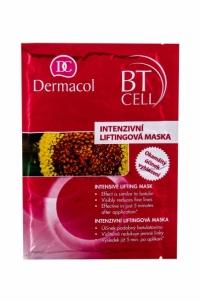 Kaukė Dermacol BT Cell Intensive Lifting Mask Cosmetic 16g Kaukės ir serumai veidui