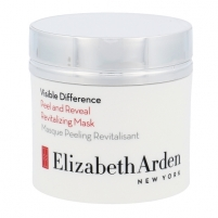 Kaukė Elizabeth Arden Visible Difference Peel And Reveal Mask Cosmetic 50ml Kaukės ir serumai veidui