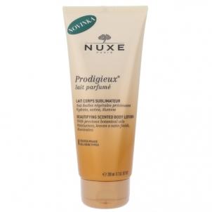 Kaukė losjonas Nuxe Prodigieux Beautifying Scented Body Lotion Cosmetic 200ml Kūno kremai, losjonai