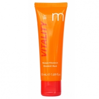 Mask Matis Paris VITALITY by M Vitamini C Masque 50 ml Masks and serum for the face