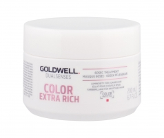 Goldwell Dualsenses Color Extra Rich 60 Sec Treatment Cosmetic 200ml
