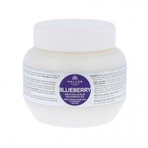 Kaukė plaukams Kallos Blueberry Hair Mask Cosmetic 275ml Masks for hair