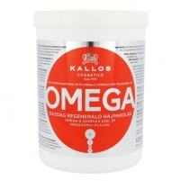 Kallos Omega Hair Mask Cosmetic 1000ml Matu maskas