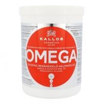 Kallos Omega Hair Mask Cosmetic 1000ml Masks for hair