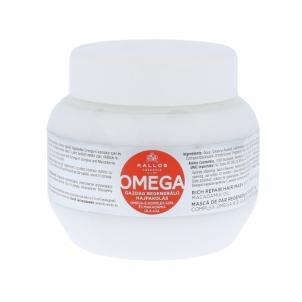 Kaukė plaukams Kallos Omega Hair Mask Cosmetic 275ml Kaukės plaukams