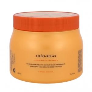 Kerastase Nutritive Oleo Relax Masque for Dry Rebelliou Hair Cosmetic 500 ml Masks for hair