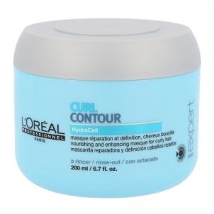 Kaukė plaukams L´Oreal Paris Expert Curl Contour Mask Cosmetic 200ml Kaukės plaukams