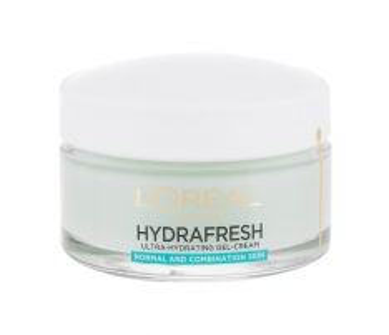 L´Oreal Paris Triple Active Fresh Hydrating Gel Cream Cosmetic 50ml Creams for face