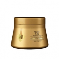 Kaukė plaukams Loreal Professionnel Oil Mask for normal to fine hair Mythic Oil(Oil Masque Fine Hair) 500 ml Kaukės plaukams