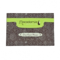 Kaukė plaukams Macadamia Deep Repair Masque Revitalizing Hair Cosmetic 30ml Kaukės plaukams