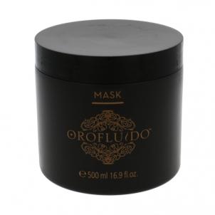 Kaukė plaukams Orofluido Mask Cosmetic 500ml Kaukės plaukams