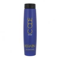 Kaukė plaukams Stapiz Keratin Code Mask Cosmetic 250ml Masks for hair