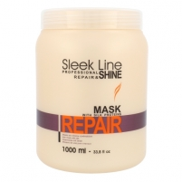 Kaukė plaukams Stapiz Sleek Line Repair Mask Cosmetic 1000ml