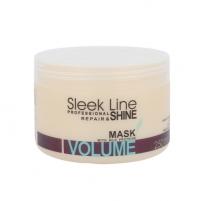 Kaukė plaukams Stapiz Sleek Line Volume Mask Cosmetic 250ml Masks for hair