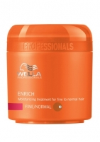 Wella Enrich Mask Normal Hair Cosmetic 150ml Masks for hair