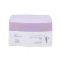 Kaukė plaukams Wella SP Balance Scalp Mask Cosmetic 200ml