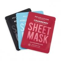 Kaukė sausai odai Revolution Skincare Biodegradable