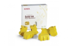 Kauliukai Xerox Solid Ink 6 yellow | 14000psl | Phaser 8860