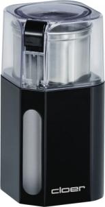 Kavamalė Cloer CLO7589 su nerūdijančio plieno peiliuku, 200 W Kavamalės