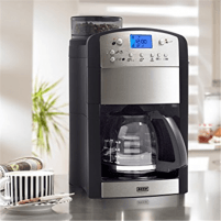 Kavos aparatas BEEM Coffee maker Fresh Aroma Perfect Thermostar 02041 Drip, 1000 W, Black/Stainless steel
