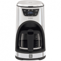 Coffee maker Caso Novea C4 01852 Coffee maker type Drip, 1000 W, Stainless Steel / Chrome