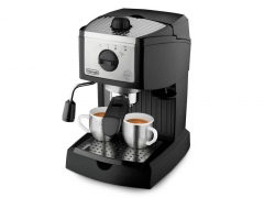 Coffee maker Coffee machine Delonghi EC156.B | black