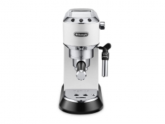 Kavos aparatas Coffee machine Delonghi EC685.W Dedica | white