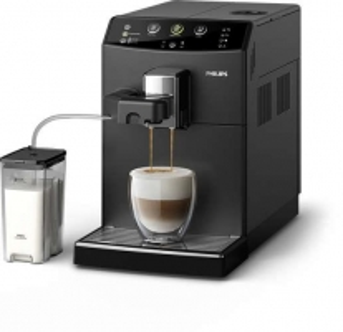 Kavos aparatas Coffee machine Philips HD8829/09 Series 3000 | black