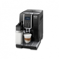 Coffee maker Delonghi Coffee maker DINAMICA ECAM 350.55 B Pump pressure 15 bar, Built-in milk frother, Coffee maker type Fully automatic, 1450 W, Black