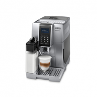 Coffee maker Delonghi Coffee maker ECAM 350.75 SB Pump pressure 15 bar, Built-in milk frother, Fully automatic, 1450 W, Silver