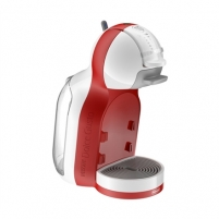 DeLonghi Dolce Gusto MINIME EDG305WR Coffee maker, White/Red Coffee maker