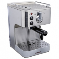 Kavos aparatas Gastroback Espresso machine 42606 Pump pressure 15 bar, Built-in milk frother, Fully automatic, 1250 W, Stainless steel