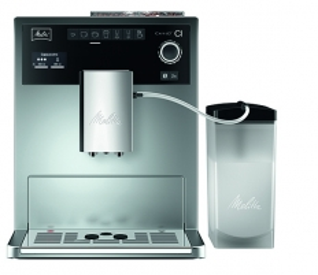 Kavos aparatas Melitta E970-101 Ci espresso sidabro Kavos virimo aparatai