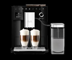 Kavos aparatas Melitta F630-102 Ci touch juoda Kavos virimo aparatai