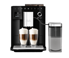 Kavos aparatas Melitta F630-102 Ci touch juoda Kafijas automāts