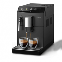 Kavos aparatas Philips 3000 series Espresso machine HD8827/09 Built-in milk frother, Fully automatic, 1850 W, Black