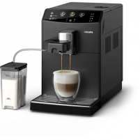 Kavos aparatas Philips 3000 series Super-automatic Espresso machine HD8829/09 Built-in milk frother, Fully automatic, 1850 W, Black