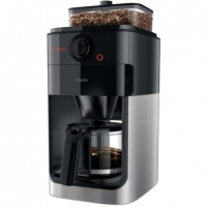 Kavos aparatas Philips Coffee maker HD7761/00 Coffee maker type Drip, 1000 W, Black/Metal