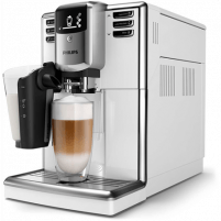 Kavos aparatas Philips Espresso Coffee maker EP5331/10 Built-in milk frother, Fully automatic, Glossy White