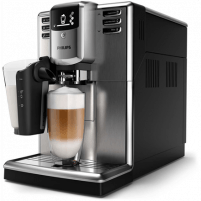 Kavos aparatas Philips Espresso Coffee maker EP5335/10 Built-in milk frother, Fully automatic, Stainless steel / black