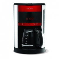 Kavos virimo aparatas Morphy richards 162005 EE Filter Coffee Maker, Red Kafijas automāts