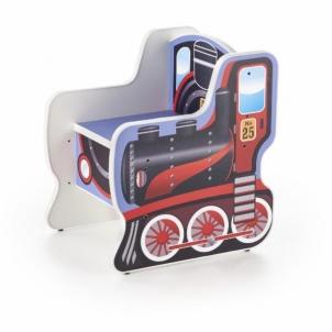 Vaikiškas fotelis LOKOMO Kėdės vaikams