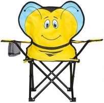 Kėdė sulankstoma vaik. Abbey 21DJ BEE Iepazīšanās mēbeles
