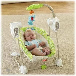 Kėdutė supynė Fisher-Price BGM57 Kitos prekės kūdikiams