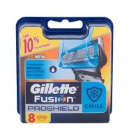 Keičiamasis peiliukas Gillette Fusion Proshield Chill 8vnt Vaksācija