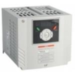 Keitiklis dažnio, 3F, 4kW, išėjimas 9A, IP20, stabdymo tranzistorius, valdymo panele, LS SV040 IG5A-4