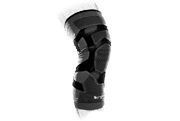 Kelio įtvaras COMPEX Trizone Knee, dešinei kojai Sporto medicina